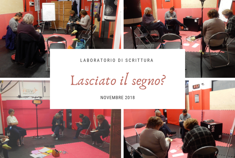 Laboratorio di scrittura a Savona